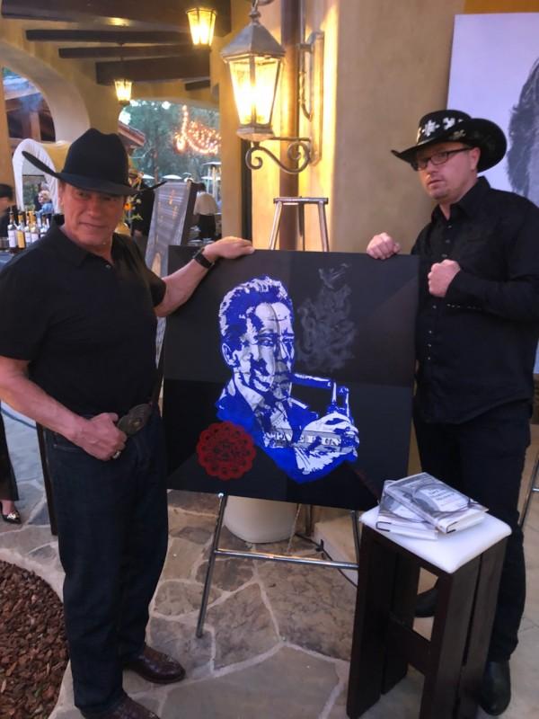 Arnold Schwarzenegger an Arthur J. Williams