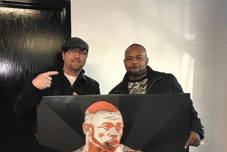 Arthur J. Williams and Roy Jones Jr.