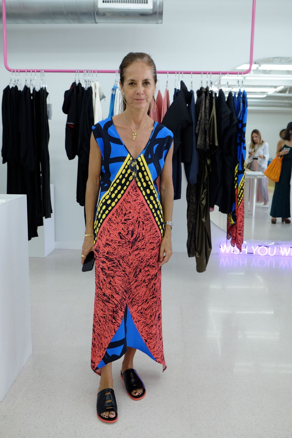 A One On With Designer Maria Cornejo Her New Spring Collection