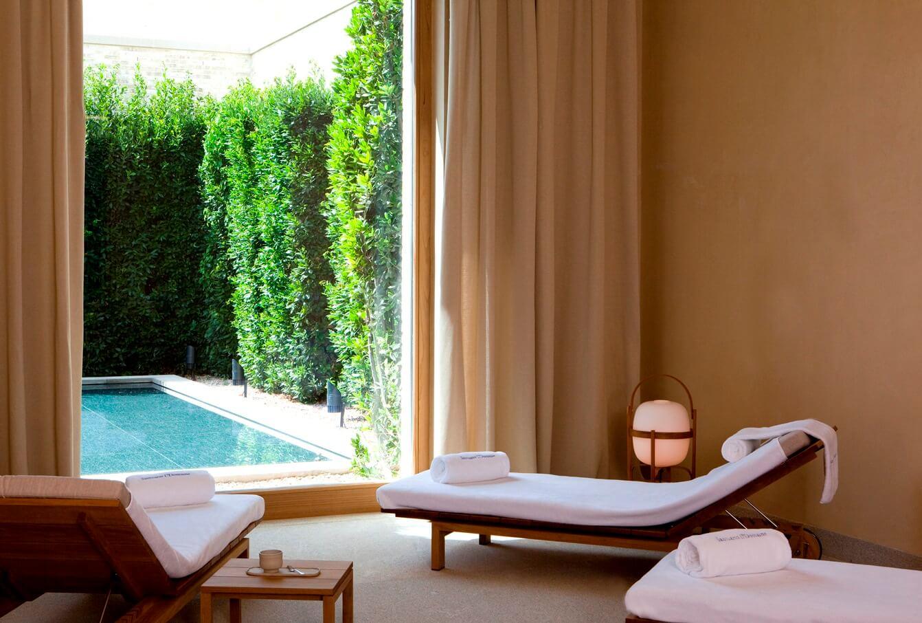 LeDomain Relax Room