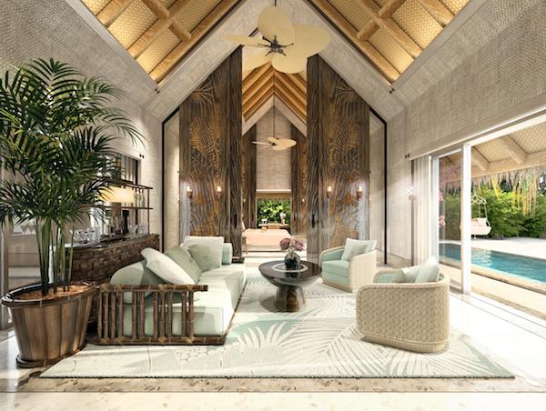 Luxury Beach Villa 1