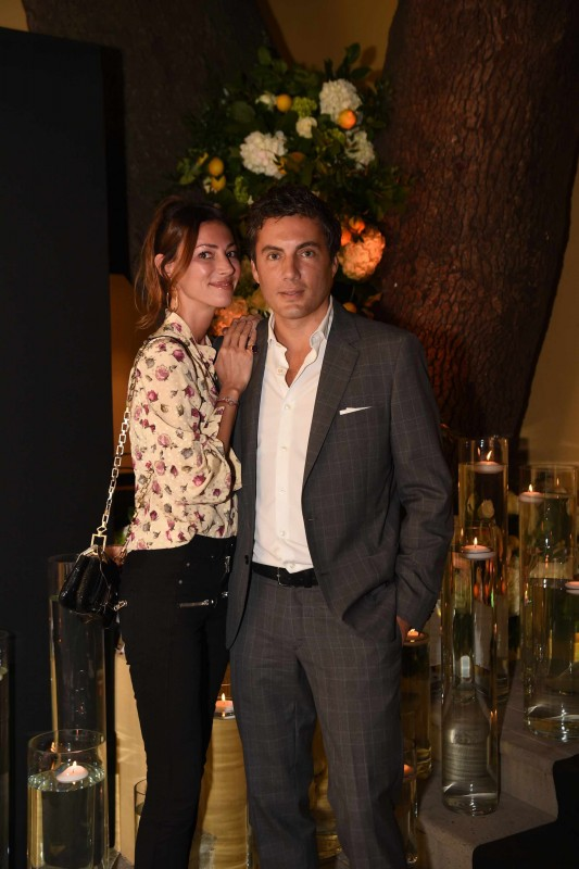 Martina Borgomanero Basabe & Fabian Basabe1