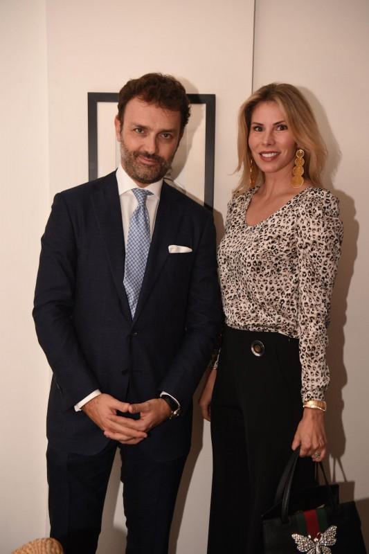 Niccolo Ricci & Amanda Church