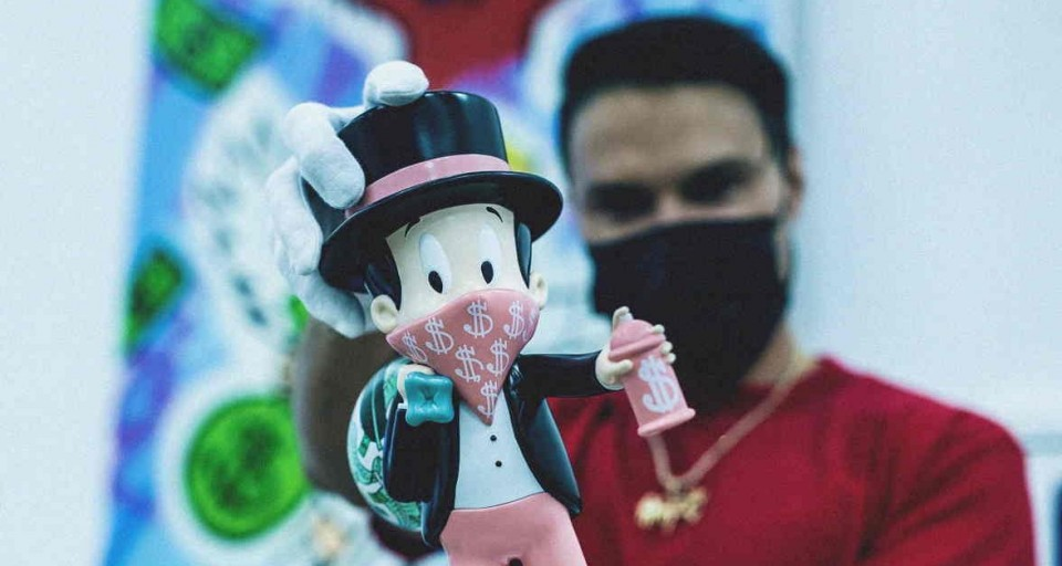 Alec Monopoly On His Haute Art Collaboration With The Beverly Hills Hotel