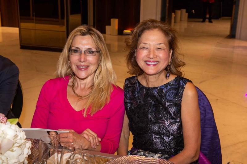 Dolly Lenz and Olivia Hsu Decker