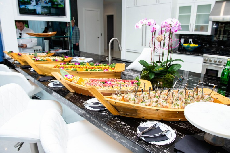 Sushi Boats from Casa Sensei