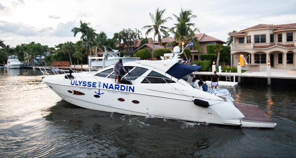 Inside Haute Living And Ulysse Nardin's Luxurious Hospitality Mansion At FLIBS 2018
