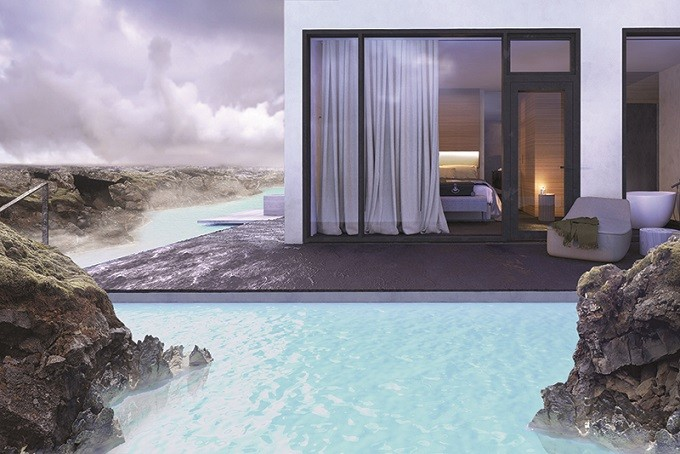 Retreat at the Blue Lagoon