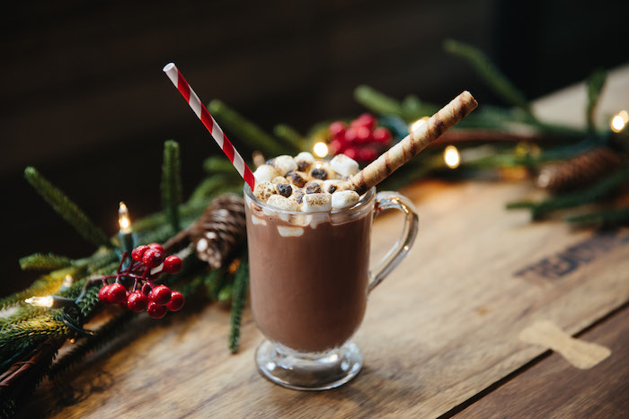 Spiked Hot Coco