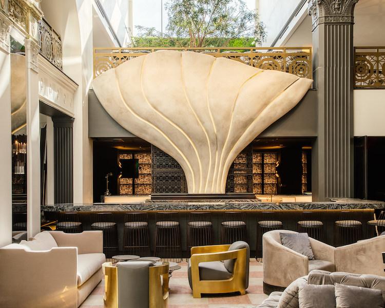 mayfair hotel lobby lounge