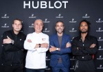 Haute Living And Hublot Celebrate Chef Nobu Matsuhisa At Nobu Los Angeles