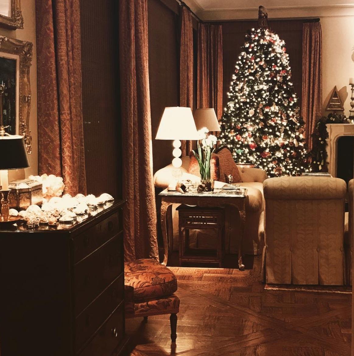 Tucker's home last Christmas