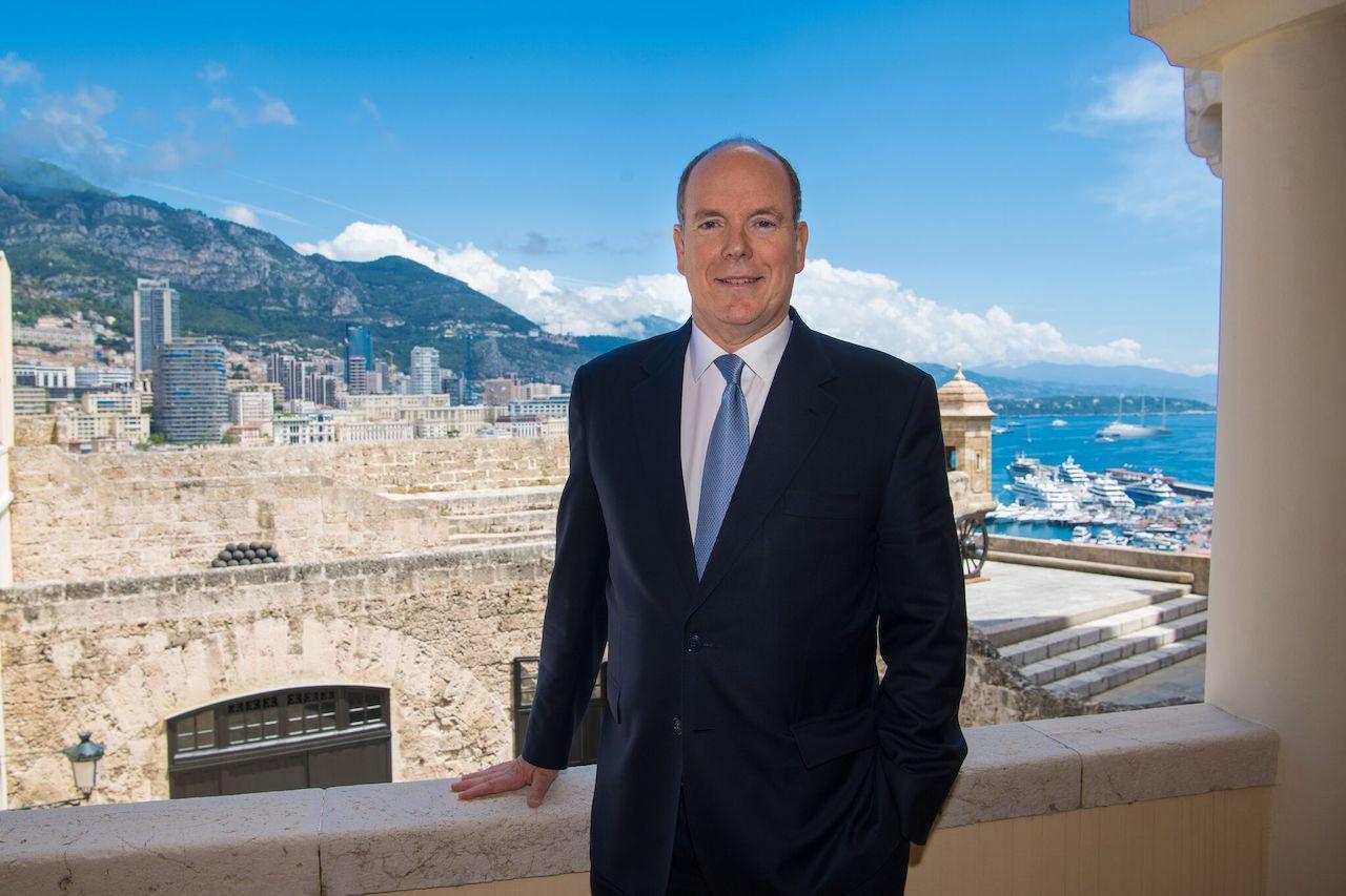 H.S.H. Prince Albert II of Monaco