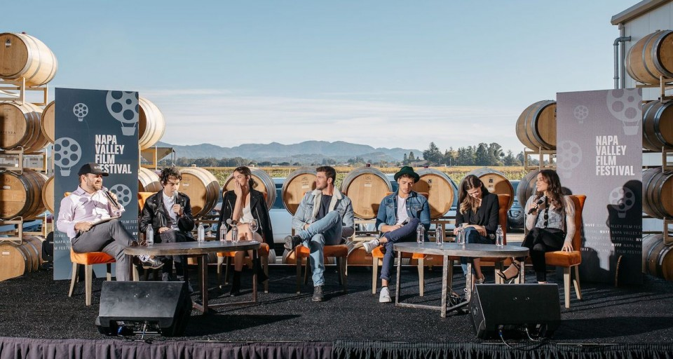 Food And Film To Collide At Napa Valley Film Festival