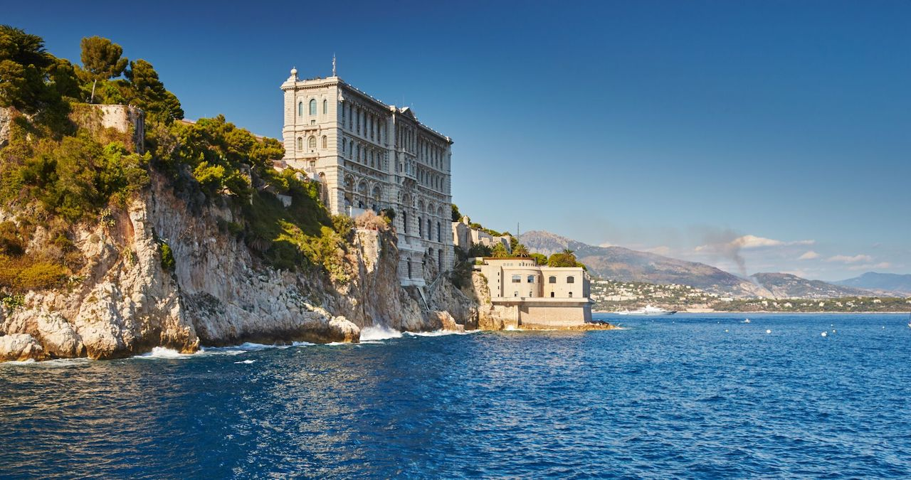 The Oceanographic Museum of Monaco