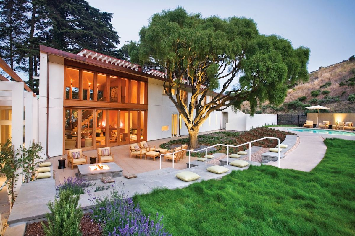 Cavallo Point's Healing Arts Center