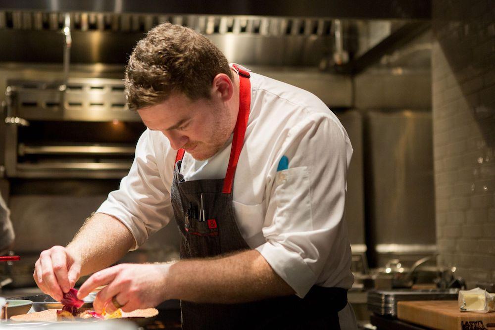 Chef David Bar