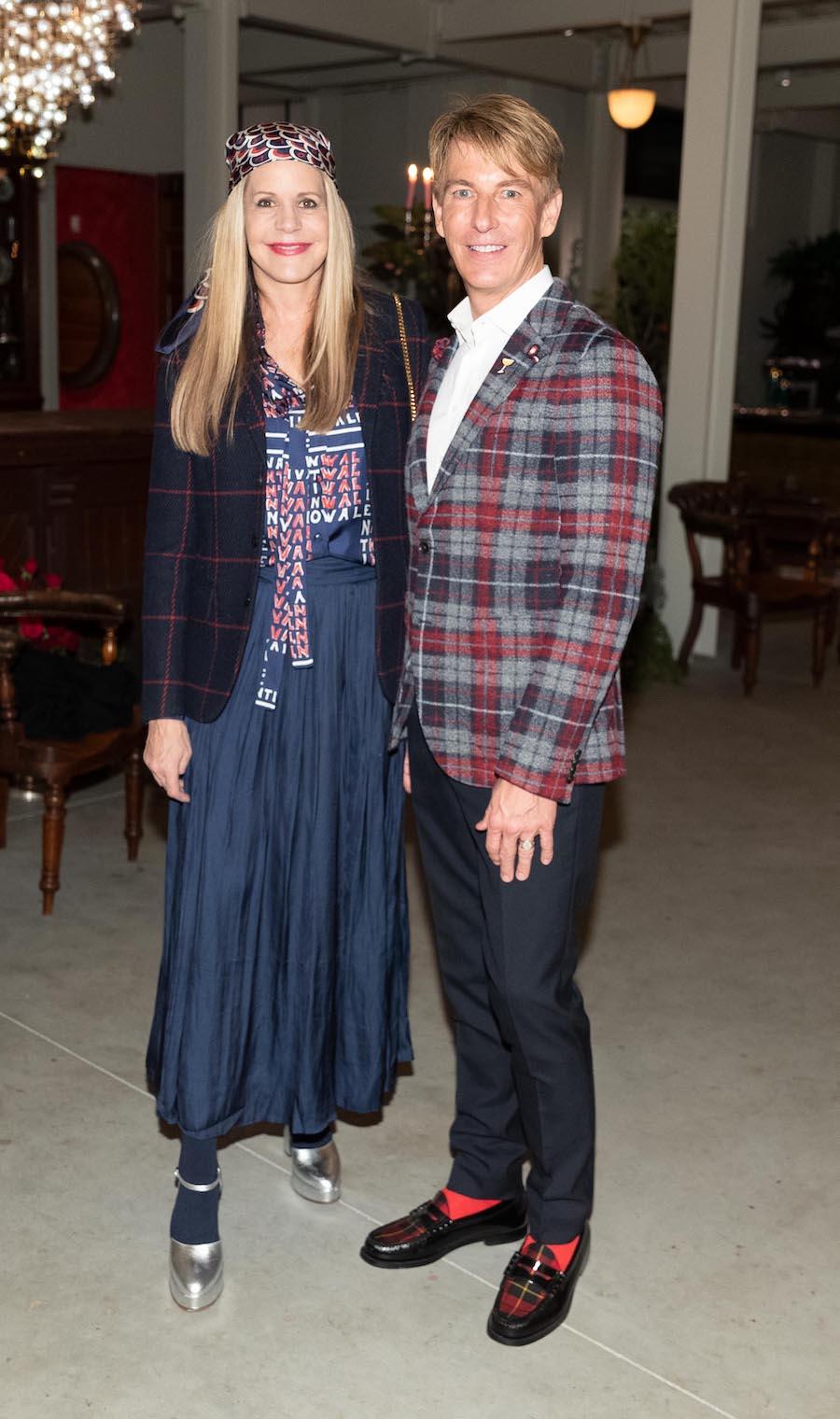 Marybeth Shimmon and Jack Calhoun