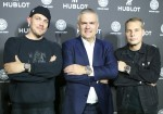 Hublot Launches Shepard Fairey Watch At Art Basel Miami Beach With VIP Art Talk, Dinner & After Party