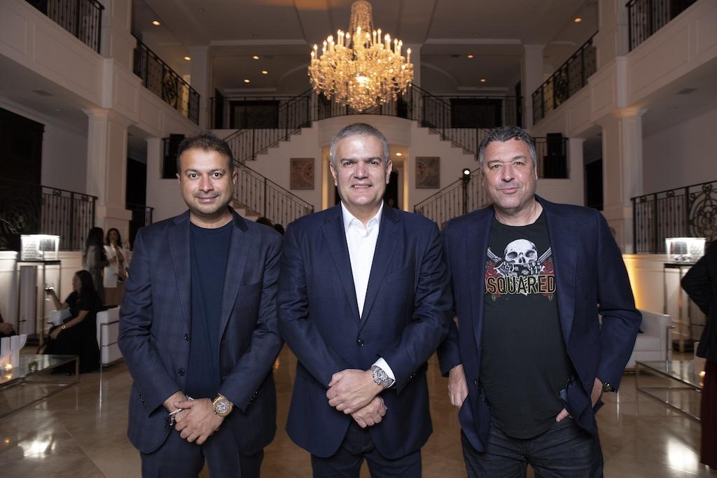 Kamal Hotchandani, Ricardo Guadalupe, Rick De La Croix