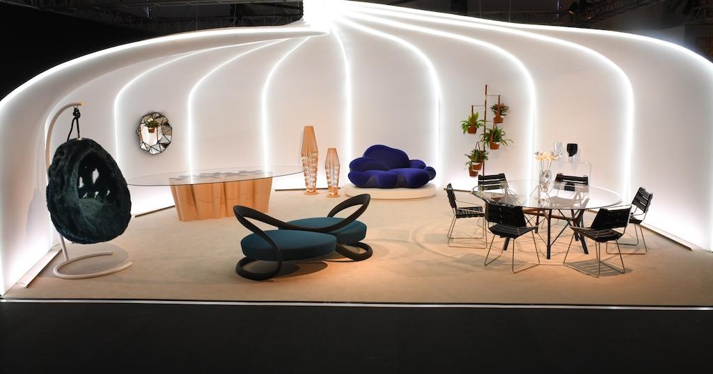 Louis Vuitton Debuts New Objets Nomades, Louis Vuitton Furniture Designer