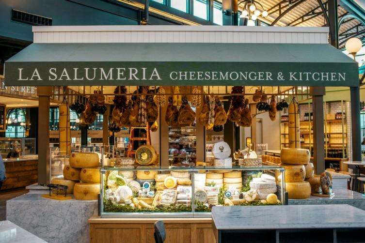 La Salumeria: Cheesemonger & Kitchen.