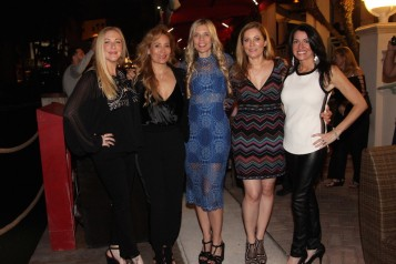 Angela Birdman, Patricia Lara, Dana Rhoden, Inga Miller, Nicole Berger
