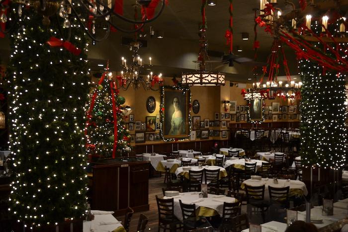Carmine's 44 Christmas