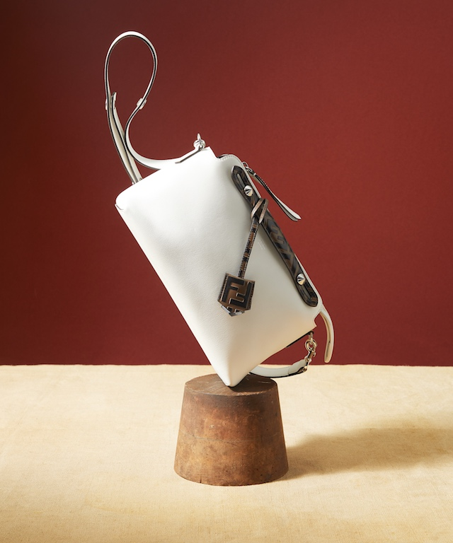White Leather By The Way Medium Handbag, $1,980
