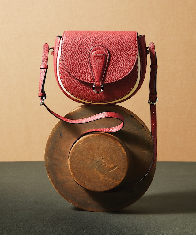 Red Selleria Shoulder Bag, $1,890