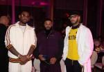 Fabolous, DJ Khaled and Swizz Beatz