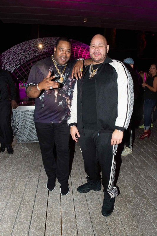 Busta Rhymes and Fat Joe