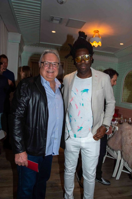 John Couch and Bradley Theodore