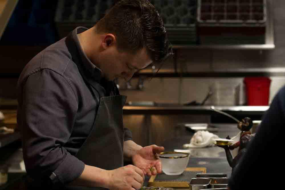 Chef Rodney Wages