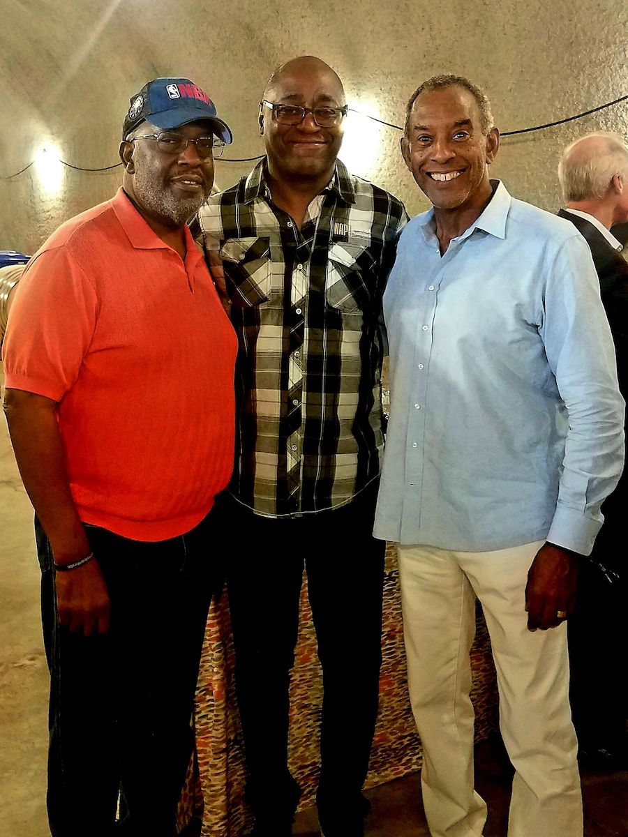 Bernard Tyson, Travis Stanley, John W. Thompson