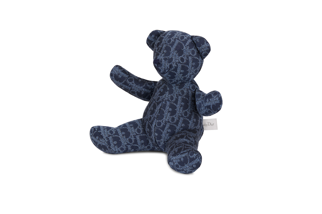 3 Baby Dior Launches Boys Capsule Collection Featuring KAWS Bee