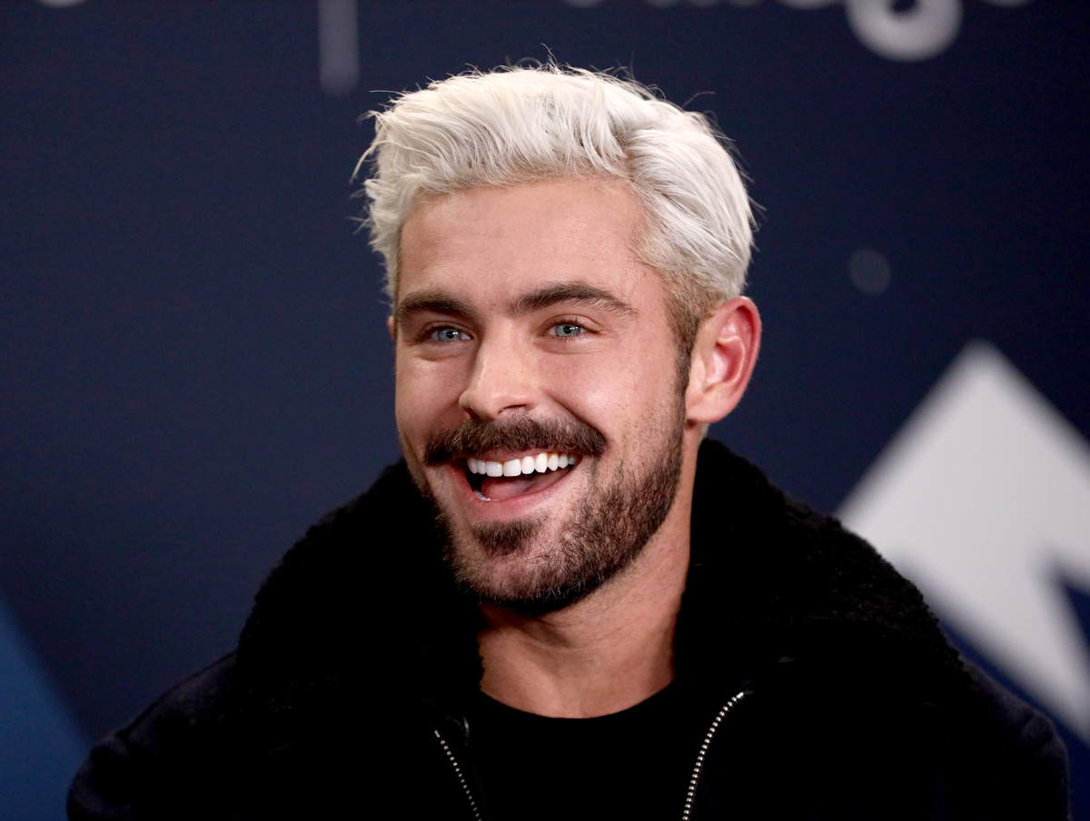 on the scene at the 2019 sundance film festival with zac efron