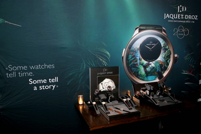 Haute Living And Jaquet Droz Honor Vanessa Hudgens