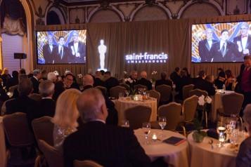 Saint Francis Foundation Hosts an Intimate evening with Oscar