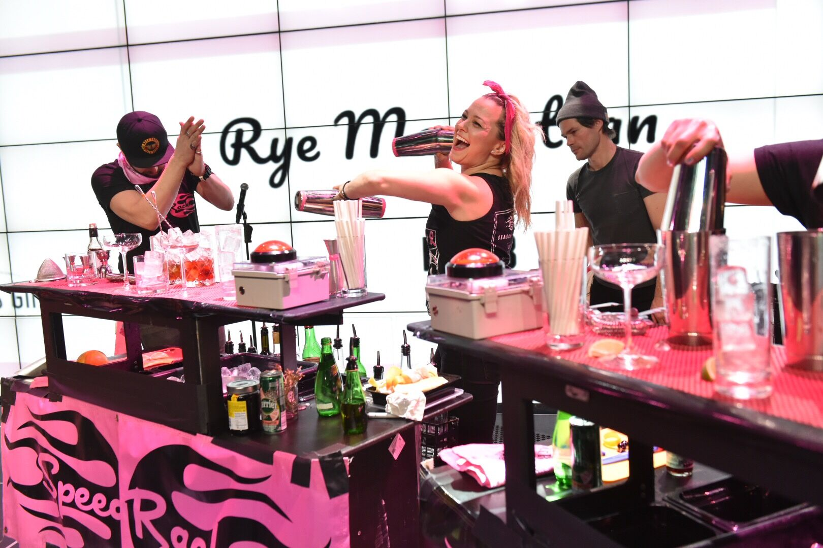 2018's female-centric bartending competition