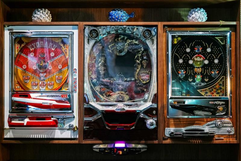 AMA Pachinko Machines