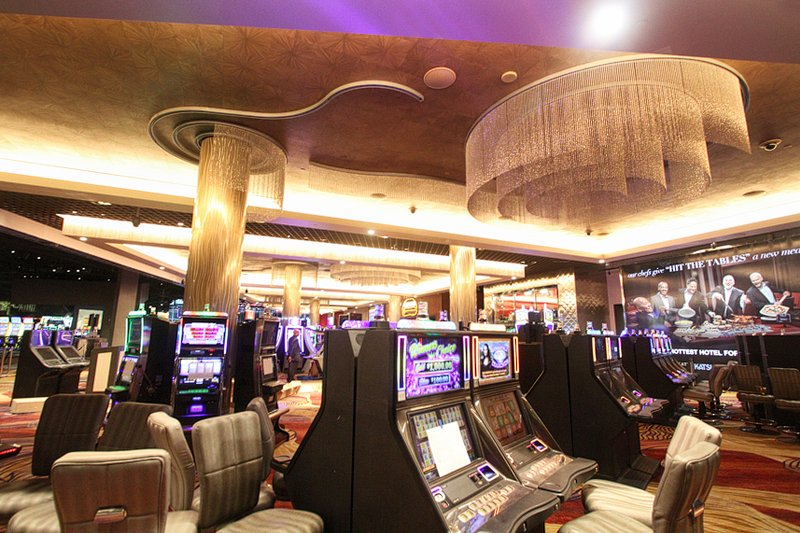 First Look At Ongoing Renovations Reveals Swankier SLS Las Vegas