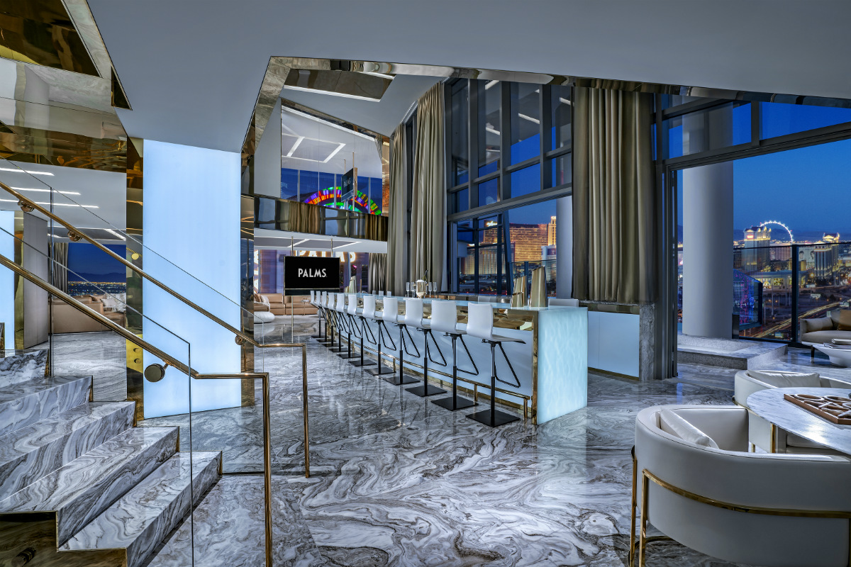 The 5 Most Luxurious And Expensive Suites In Las Vegas