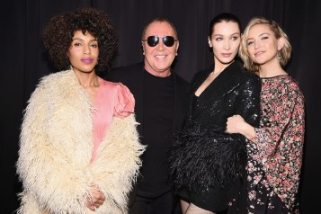 Michael Kors Collection Fall 2019 Runway Show – Backstage