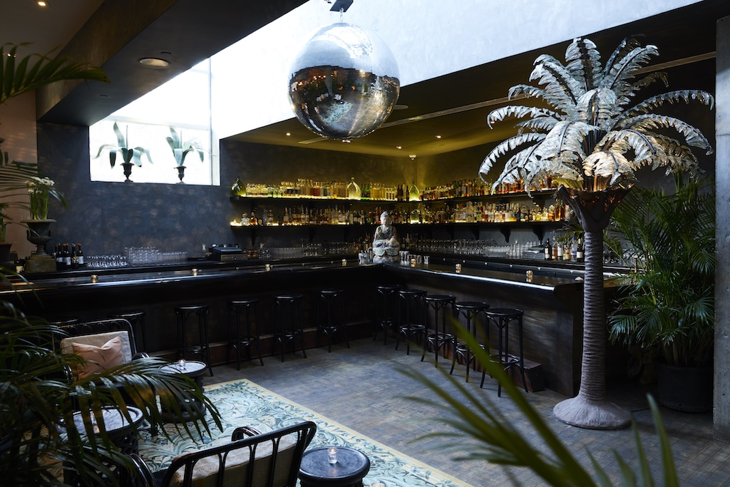 Gitano Jungle Room Opens At The James Hotel New York In Soho
