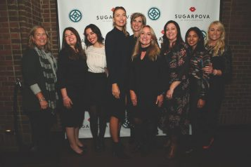 Maria Sharapova And NAWBO Celebrate The Sharapova Women's Entrepreneur Program