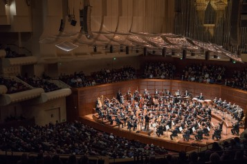 Berg Violin Concerto & Mahler Symphony 5