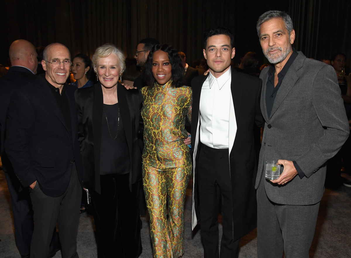 Tom Cruise, George Clooney + More Attend MPTF's Night ...
