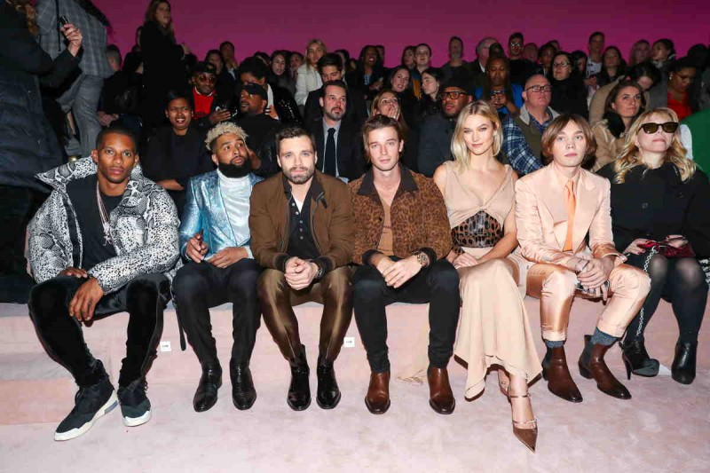 Tom Ford Presents His Autumn Winter 2019 Runway Show In Ny
