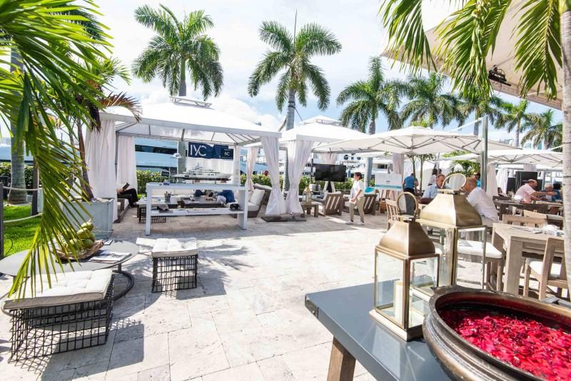 Haute Living VIP Lounge